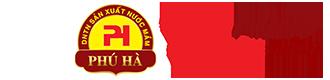 logo nước mắm Phú Hà