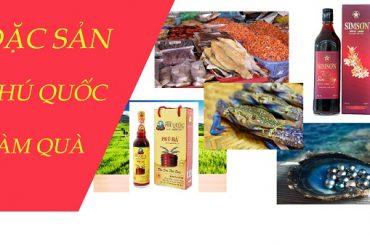 Top 7 đặc sản Phú Quốc làm quà
