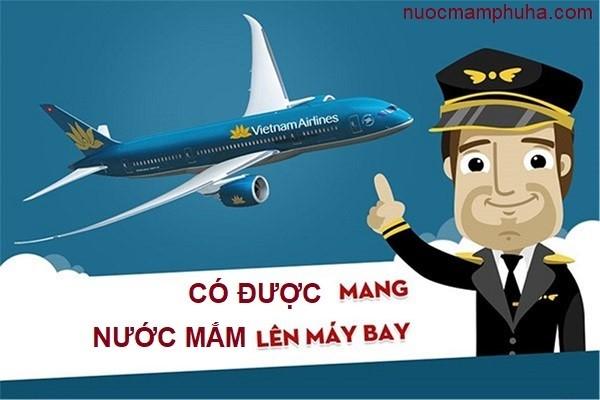 Co-duoc-mang-nuoc-mam-len-may-bay-1