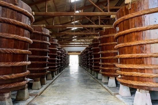 Nhà thùng - Cơ sở sản xuất nước mắm Phú Quốc